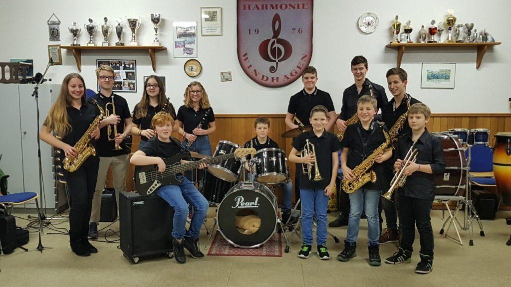 Jugendorchester der Harmonie Windhagen